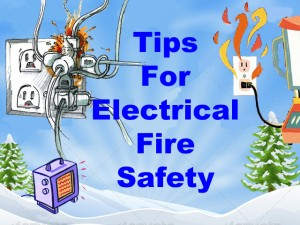 fire safety tips electrical fire risks Keybury
