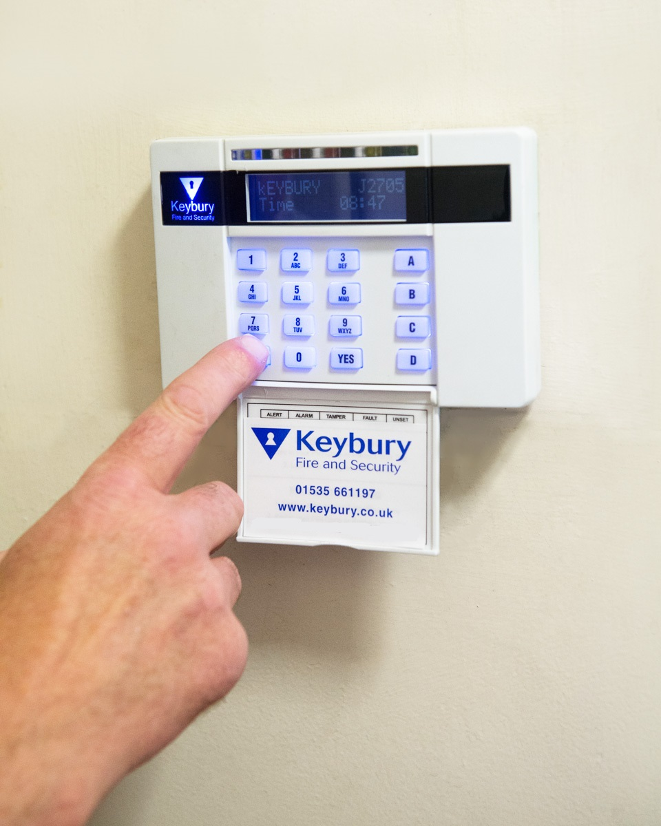 avoid false alarms top tips keybury security intruder