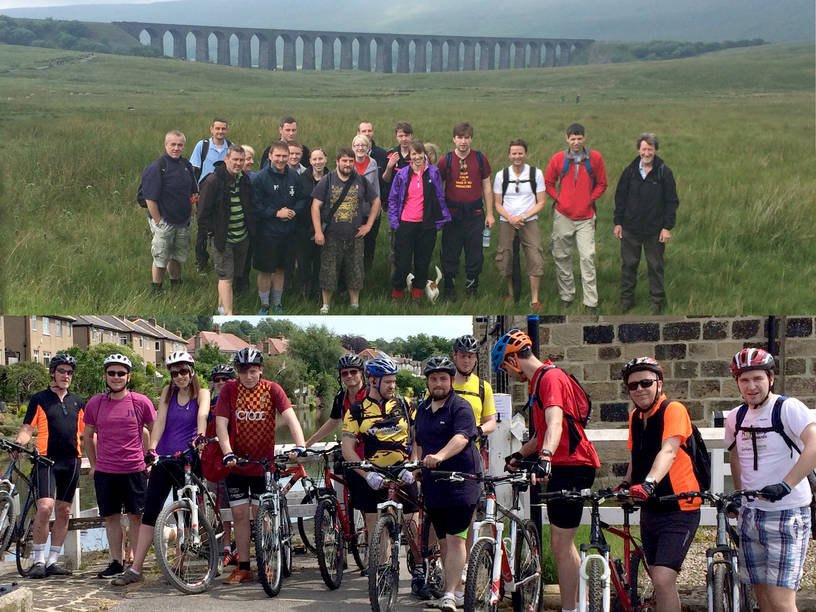 Keybury Charity Challenge 2015