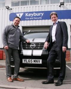 Colin Appleyard and Keybury