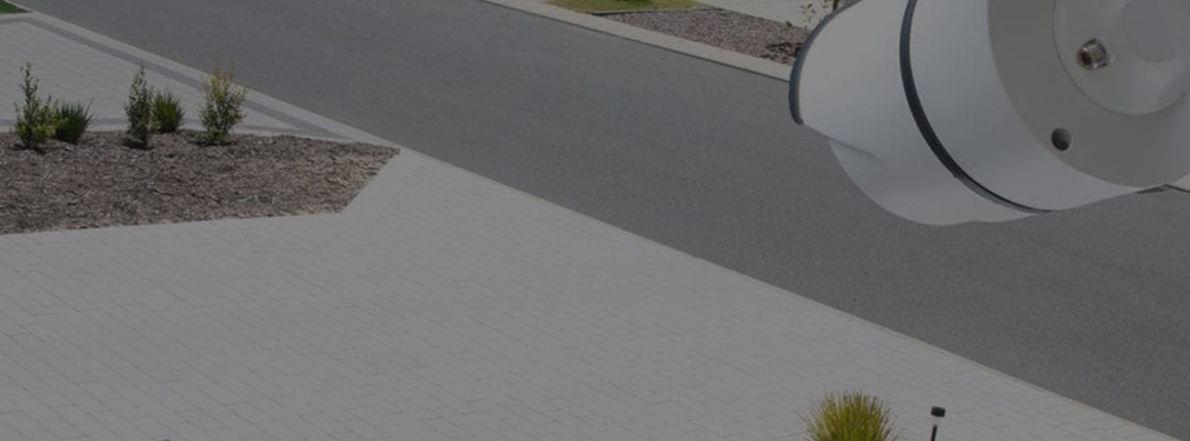 Residential CCTV cover