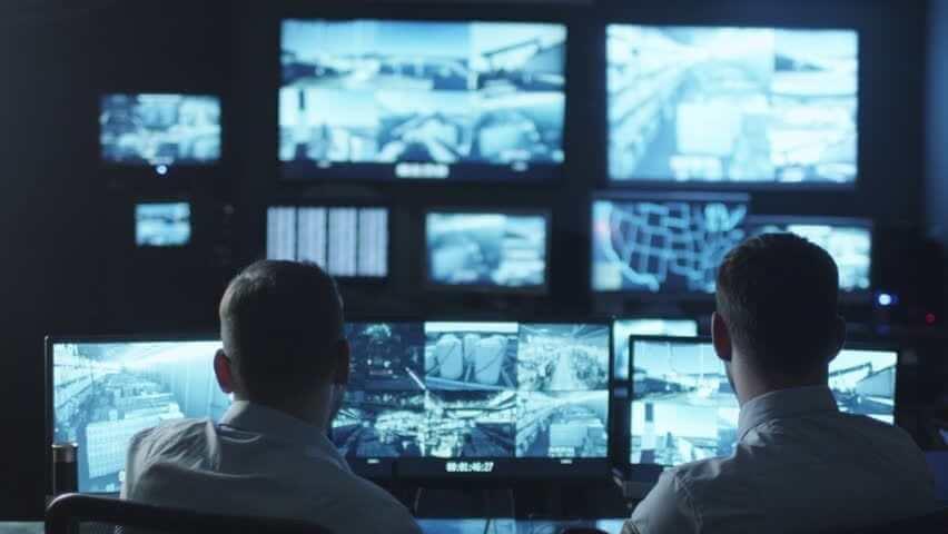 remote monitoring cctv