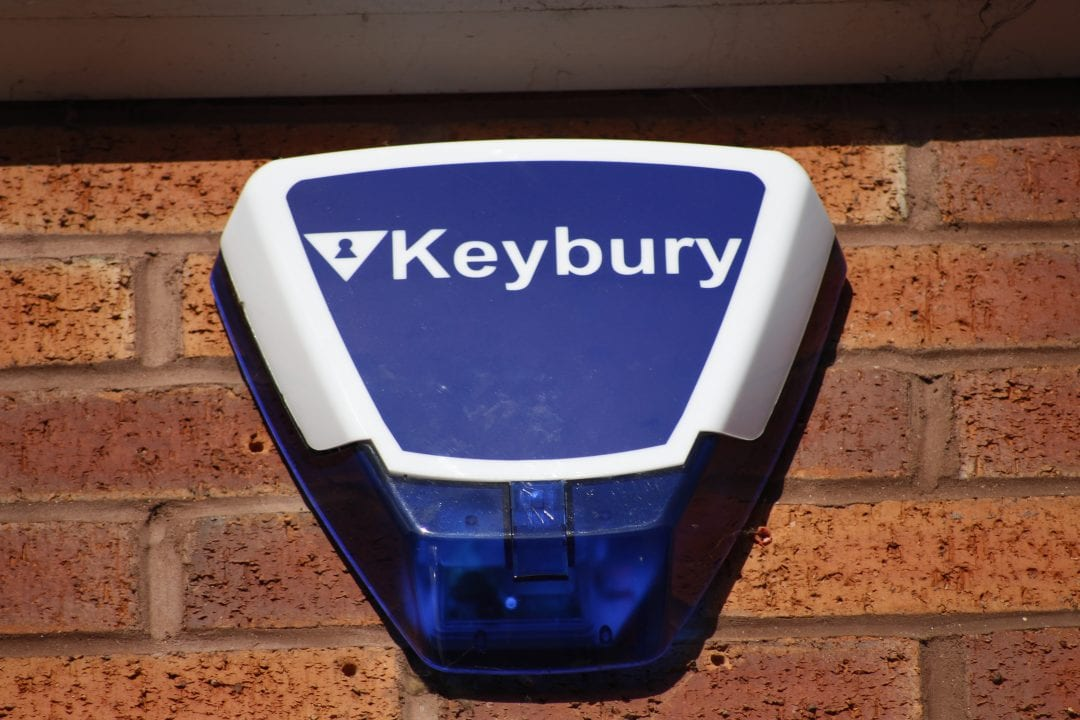 Intruder Alarm Bell Boxes Through The Years