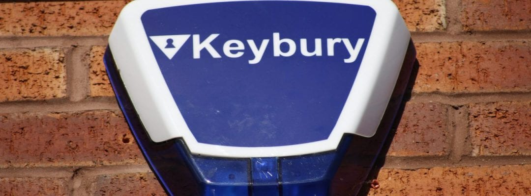 Keybury spelling out security