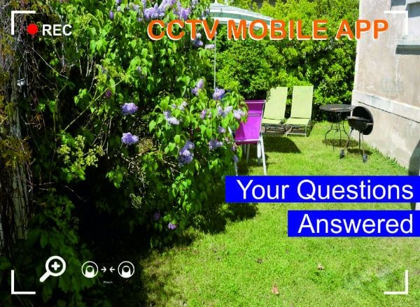 CCTV mobile app Keybury
