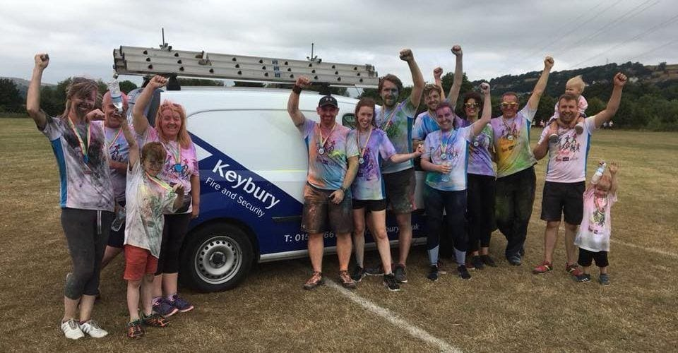 Keybury charity challenge