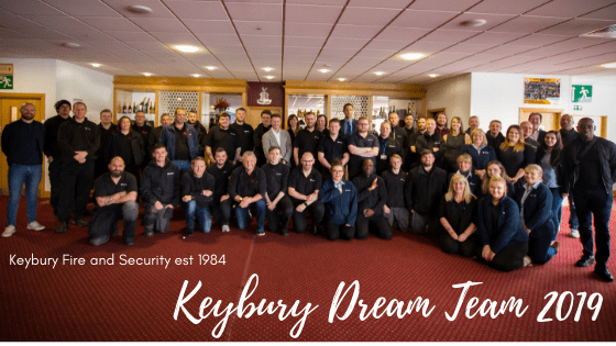 Keybury Dream Team day 2019