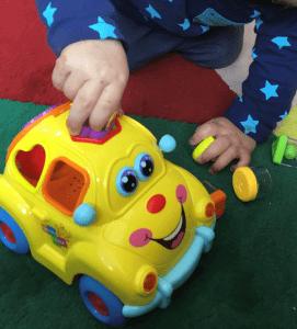 toys bleeping