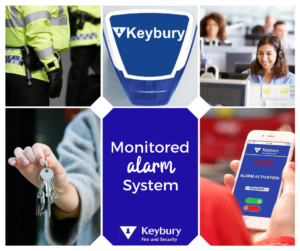monitored alarm system
