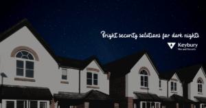most burglaries