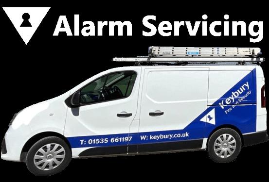 service burglar alarm