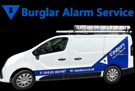 home burglar alarm service