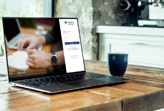 keybury customer portal