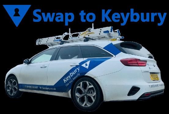 swap to keybury