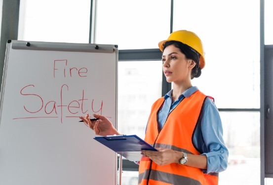 business fire safety solutions