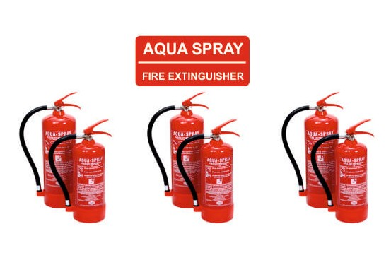 buy aqua spray extinguishers