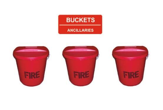 buy fire buckets