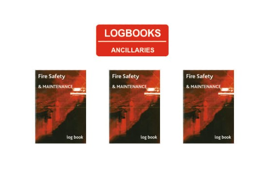 buy fire safety logbook