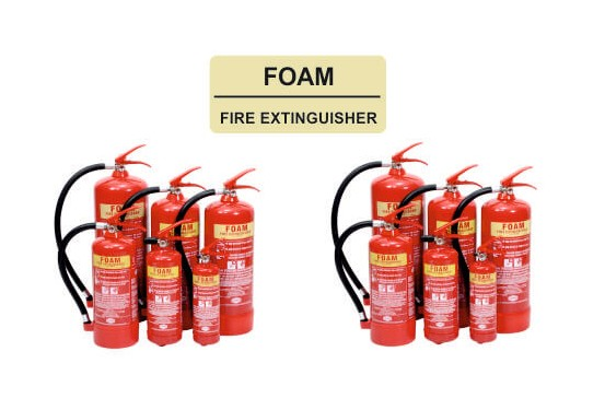 buy foam extinguishers