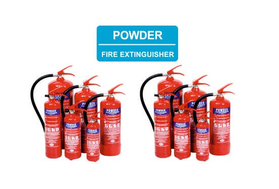 buy powder extinguishers