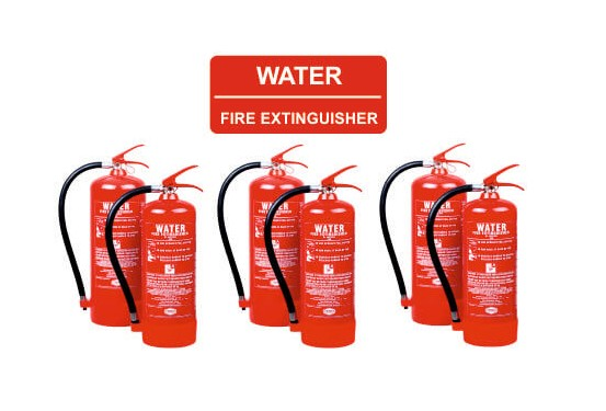 buy water extinguishers