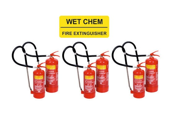 buy wet chemical extinguishers