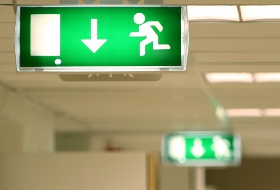 emergency light servicing