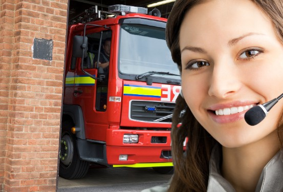 fire alarm monitoring centre