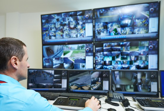 home cctv monitoring