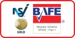 NSI Gold - BAFE SP203 Approved
