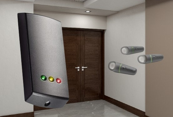 standalone single door access system