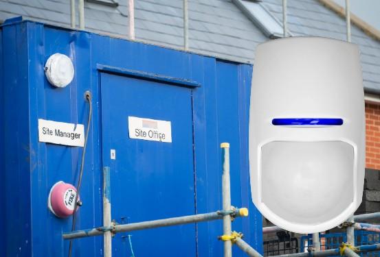 wireless business burglar alarm outbuilding