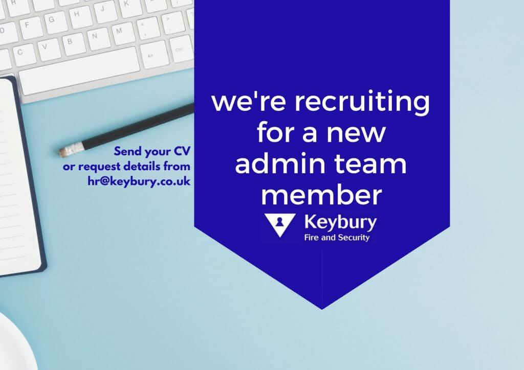recruiting admin team member