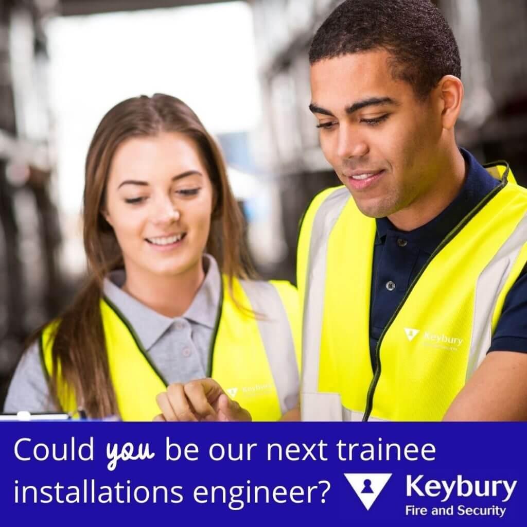 recruiting trainee installation engineer